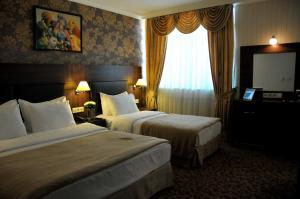 Rhiss Hotel Maltepe, Szállodák  Isztambul - big - 12