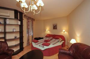 Csillag Delux Apartman, Apartments  Gyula - big - 7