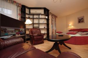 Csillag Delux Apartman, Apartments  Gyula - big - 9