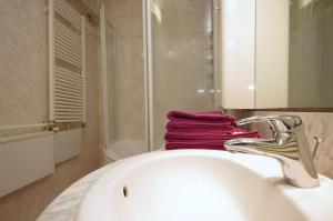 Csillag Delux Apartman, Apartments  Gyula - big - 23