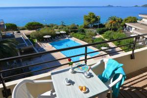 Résidence Les Calanques, Residence  Ajaccio - big - 27