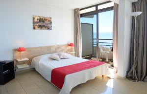 Résidence Les Calanques, Residence  Ajaccio - big - 28