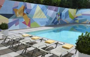 Amarilia Hotel, Отели  Афины - big - 17