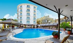 Ayvalik Cinar Hotel, Hotels  Ayvalık - big - 28