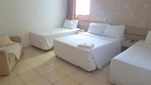Ellus Hotel, Hotel  Dourados - big - 21
