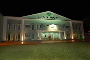 Ellus Hotel, Hotel  Dourados - big - 1