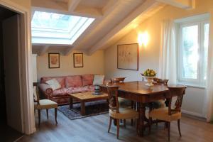 Suite mit Gartenblick