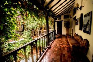 Hotel Los Frayles, Hotels  Villa de Leyva - big - 45
