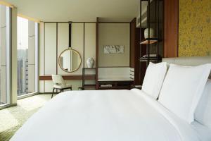 Executive Suite met Kingsize Bed en Uitzicht op het Paleis