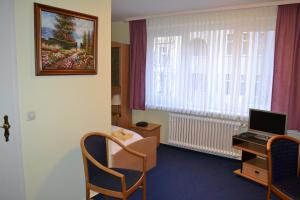 City-Hotel Cottbus, Guest houses  Cottbus - big - 2