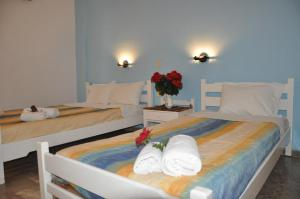 Alexandra Rooms, Penzióny  Malia - big - 7