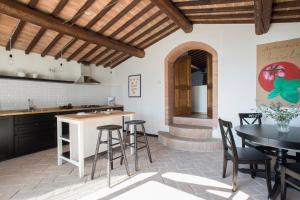 Quercia Al Poggio, Фермерские дома  Барберино-Валь-д'Эльса - big - 55