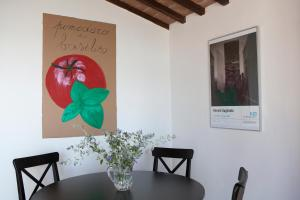 Quercia Al Poggio, Фермерские дома  Барберино-Валь-д'Эльса - big - 57