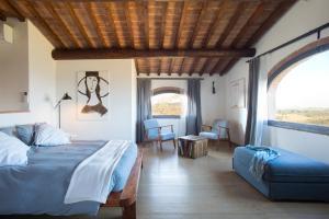 Quercia Al Poggio, Фермерские дома  Барберино-Валь-д'Эльса - big - 58