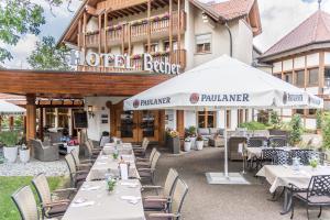 Hotel and Restaurant Becher