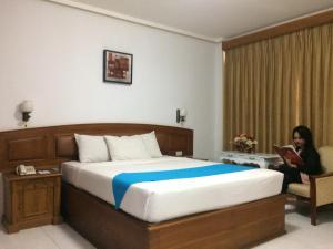 Athaya Hotel Kendari by Amazing, Szállodák  Kendari - big - 11