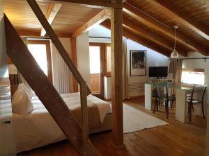 Housemuhlbach Wellness Aquaspa, Апарт-отели  Sappada - big - 8