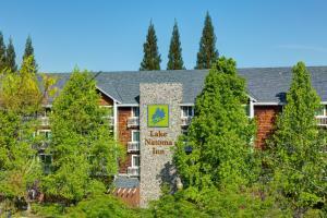 Lake Natoma Inn, Мотели  Folsom - big - 1