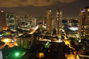 Cobertura Duplex Royal Ibirapuera Park, Apartmány  Sao Paulo - big - 10