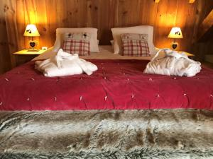 La Clé des Bois, Bed and breakfasts  Le Bourg-d'Oisans - big - 10