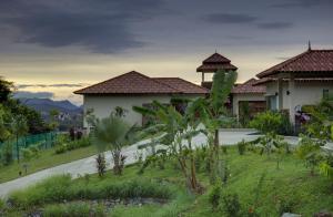 Peace Haven Jasmine Villa, Villas  Kampung Padang Masirat - big - 12