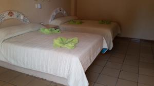 Hotel y Balneario Playa San Pablo, Отели  Monte Gordo - big - 78