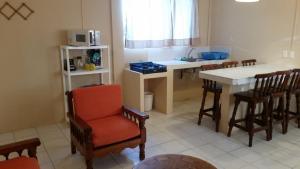 Hotel y Balneario Playa San Pablo, Отели  Monte Gordo - big - 79
