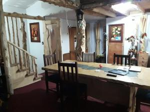 Hospedaje Cabañas Paraguay