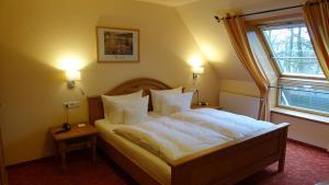 Kurhaus Devin, Hotely  Stralsund - big - 15