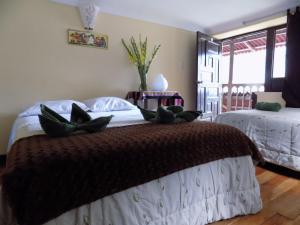 Janaxpacha Hostel, Penzióny  Ollantaytambo - big - 1