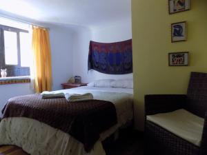 Janaxpacha Hostel, Penzióny  Ollantaytambo - big - 5