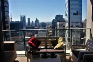 Melbourne CBD Studio, Апарт-отели  Мельбурн - big - 16