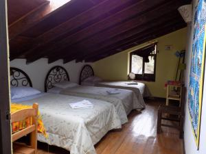 Janaxpacha Hostel, Penzióny  Ollantaytambo - big - 2