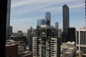 Melbourne CBD Studio, Апарт-отели  Мельбурн - big - 21