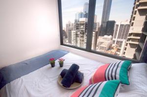 Melbourne CBD Studio, Апарт-отели  Мельбурн - big - 28