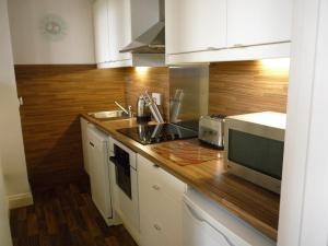Paragon Serviced Apartments, Apartmány  Cheltenham - big - 11