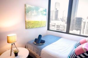 Melbourne CBD Studio, Апарт-отели  Мельбурн - big - 34