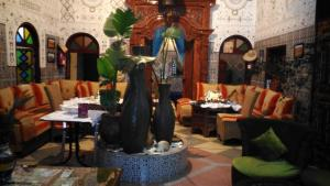 Ryad Bab Berdaine, Riads  Meknès - big - 91