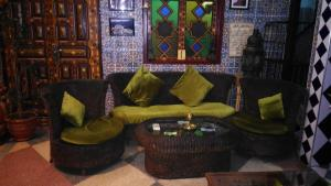 Ryad Bab Berdaine, Riads  Meknès - big - 89