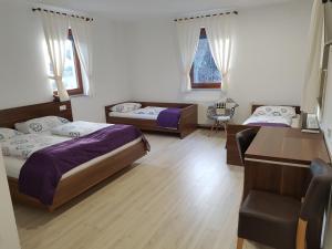 Guest House Plitvice Villa Verde, Penziony  Jezerce - big - 8