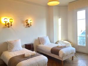 Apartment Carnot - Free Parking, Apartmány  Cannes - big - 1