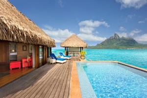 The St Regis Bora Bora Resort, Rezorty  Bora Bora - big - 1