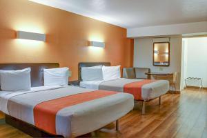 Motel 6 Bishop, Hotel  Bishop - big - 56