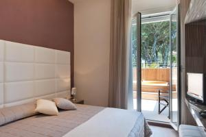 Hotel Belvedere, Отели  Морской Милан - big - 6