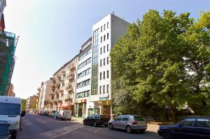 Apartmenthouse Berlin - Am Görlitzer Park, Appartamenti  Berlino - big - 63