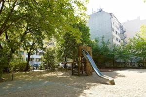 Apartmenthouse Berlin - Am Görlitzer Park, Appartamenti  Berlino - big - 60