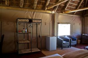 Tented Chalet - Wildside Safari Camp