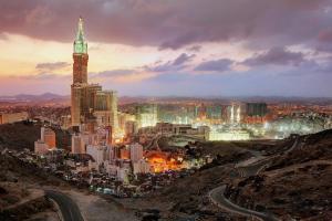 Mövenpick Hotel & Residence Hajar Tower Makkah, Отели  Мекка - big - 46