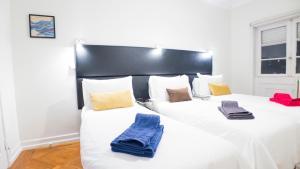 LV Premier Apartments Firmeza- SC, Appartamenti  Oporto - big - 63