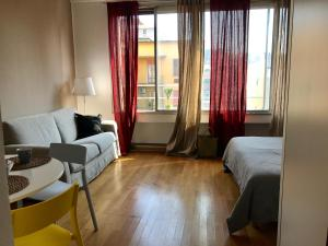 Lovelyloft - Porta Nuova, Apartmanok  Milánó - big - 4